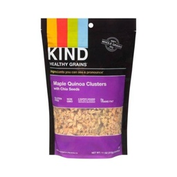 [602652171208] Kind Granola Maple Quinoa Chia GF 11oz
