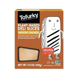[025583668744] Tofurky Deli Slices Hickory Smoked V 5.5oz