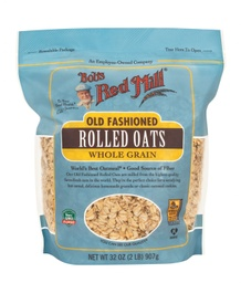 [039978021540] Bob's Red Mill Oats Rolled Old Fashioned 32oz