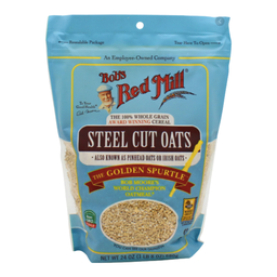 [039978011404] Bob's Red Mill Oats Steel Cut 24oz