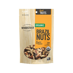 [042563012519] Woodstock Nuts Brazil Nut OG 8.5oz