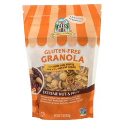 [835228006028] Bakery Granola Fruit Nut Extreme GF 12oz