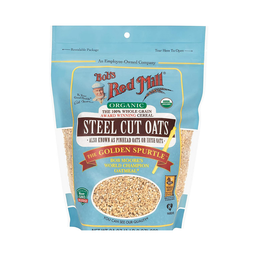 [039978009579] Bob's Red Mill Oats Steel Cut OG 24oz