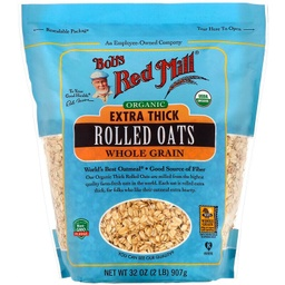 [039978021557] BOBS Oats Rolled Thick Extra 32oz*