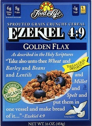 [073472002568] Food For Life Granola Ezekiel Flax Golden OG