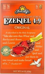 [073472002551] Food For Life Granola Ezekiel Original OG 16oz