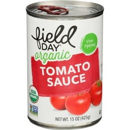 [042563604035] Field Day Sauce Tomato GF OG 15oz