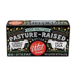 [861745000072] Vital Farms Butter Salted Sea GF 8oz