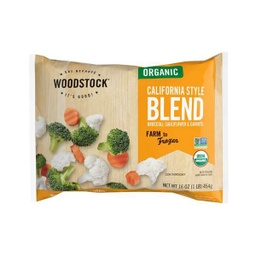 [042563018474] Woodstock Fzn California Blend  16oz