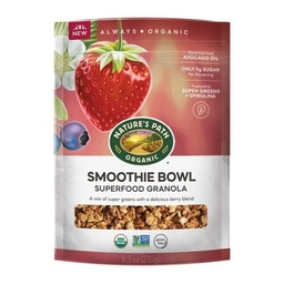 [058449202271] Nature's Path Cereal Granola Superfood OG 9.5oz