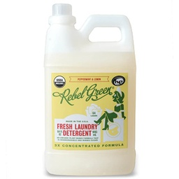 [853430006148] Rebel Green Laundry Liquido Lemon Mint OG 64fz