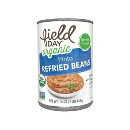 [042563601102] Field day  Can Bean Refried OG