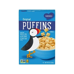 [070617206096] Barbara's Cereal Puffins Original 10oz