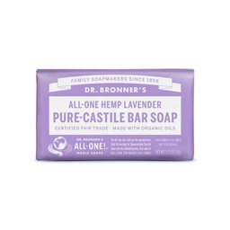 [018787784051] Dr. Bronner´s Lavender Bar Soap